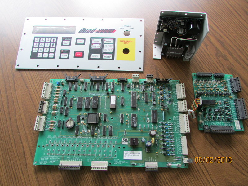 Controls and Electronics