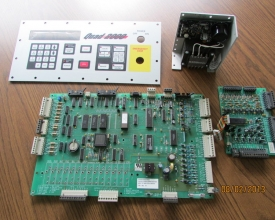 Controls and Electronics