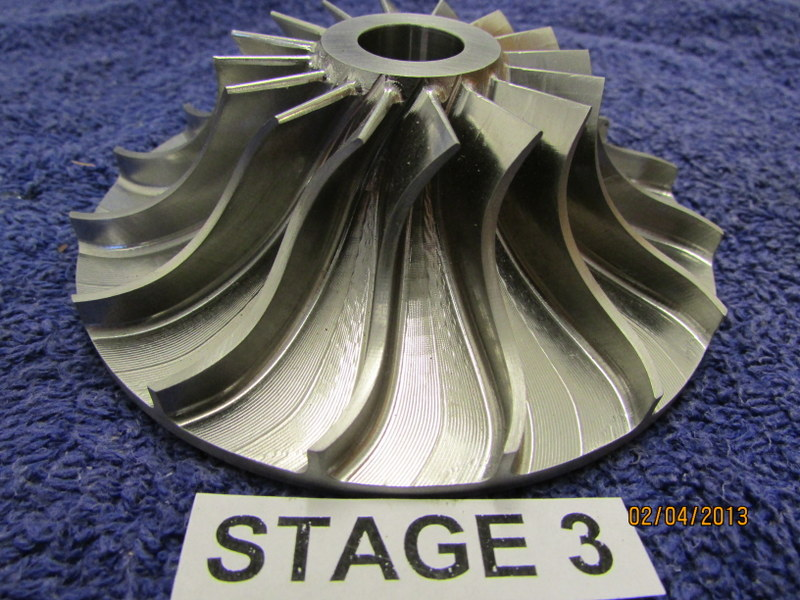 New Manufacture Impeller